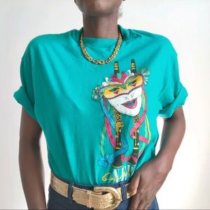 VINTAGE | 1988 New Orleans Silk Screen T-Shirt